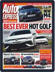 Auto Express (Digital) Subscription March 10th, 2021 Issue