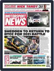 Motorsport News (Digital) Subscription March 11th, 2021 Issue
