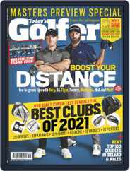 Today's Golfer (Digital) Subscription March 11th, 2021 Issue