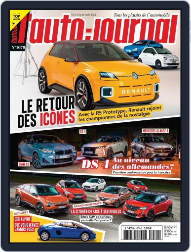 L'auto-journal (Digital) March 11th, 2021 Issue Cover