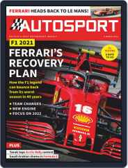 Autosport (Digital) Subscription March 4th, 2021 Issue
