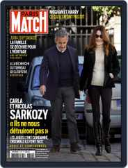 Paris Match (Digital) Subscription March 11th, 2021 Issue