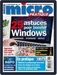 Micro Pratique (Digital) Subscription April 1st, 2021 Issue