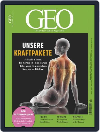 GEO April 1st, 2021 Digital Back Issue Cover
