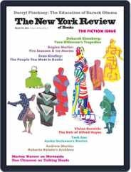 The New York Review of Books (Digital) Subscription March 25th, 2021 Issue