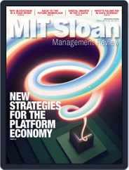 MIT Sloan Management Review (Digital) Subscription April 1st, 2021 Issue