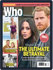 WHO (Digital) Subscription March 22nd, 2021 Issue