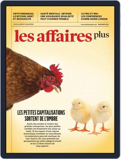 Les Affaires Plus March 3rd, 2021 Digital Back Issue Cover