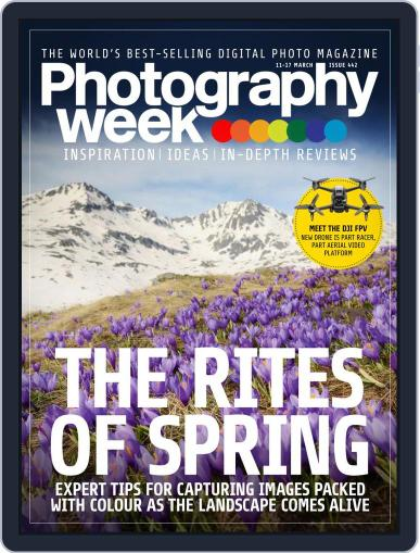 Photography Week (Digital) March 11th, 2021 Issue Cover