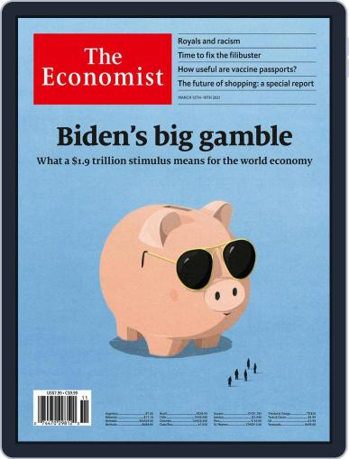 The Economist Latin America March 13th, 2021 Digital Back Issue Cover
