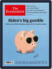 The Economist Continental Europe Edition (Digital) Subscription March 13th, 2021 Issue