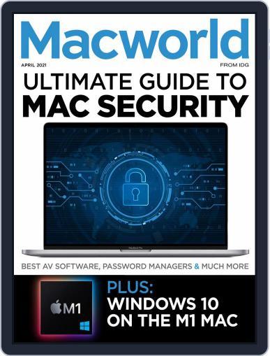 Macworld UK (Digital) April 1st, 2021 Issue Cover