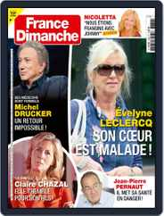 France Dimanche (Digital) Subscription March 12th, 2021 Issue