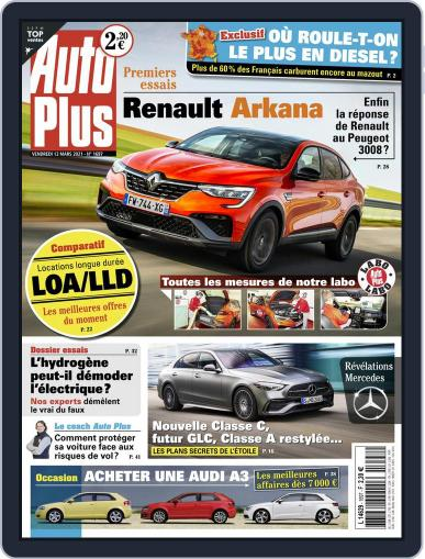 Auto Plus France (Digital) March 12th, 2021 Issue Cover