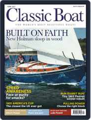 Classic Boat (Digital) Subscription April 1st, 2021 Issue