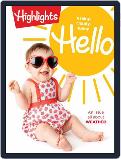 Highlights Hello April 1st, 2021 Digital Back Issue Cover