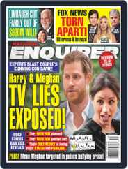 National Enquirer (Digital) Subscription March 22nd, 2021 Issue