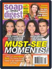 Soap Opera Digest (Digital) Subscription March 22nd, 2021 Issue