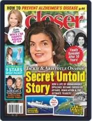 Closer Weekly (Digital) Subscription March 22nd, 2021 Issue