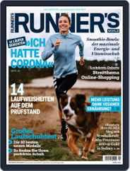 Runner's World Deutschland (Digital) Subscription April 1st, 2021 Issue
