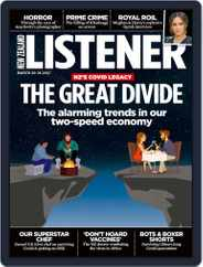 New Zealand Listener (Digital) Subscription March 20th, 2021 Issue