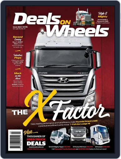 Deals On Wheels Australia (Digital) March 15th, 2021 Issue Cover