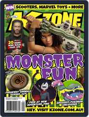 K-Zone (Digital) Subscription April 1st, 2021 Issue