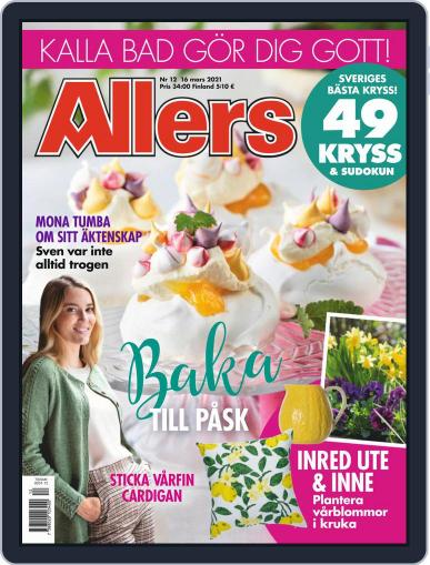 Allers (Digital) March 16th, 2021 Issue Cover