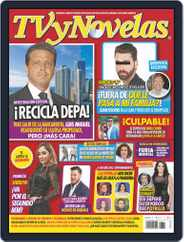 TV y Novelas México (Digital) Subscription March 15th, 2021 Issue
