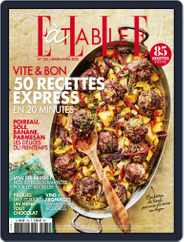 ELLE à Table (Digital) Subscription March 1st, 2021 Issue