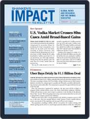 Shanken's Impact Newsletter (Digital) Subscription February 1st, 2021 Issue