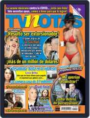 TvNotas (Digital) Subscription March 16th, 2021 Issue