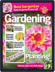 Amateur Gardening (Digital) Subscription March 20th, 2021 Issue