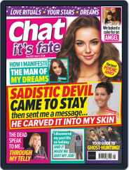Chat It's Fate (Digital) Subscription May 1st, 2021 Issue