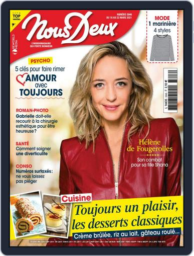 Nous Deux March 16th, 2021 Digital Back Issue Cover