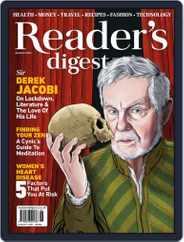 Reader's Digest UK Magazine (Digital) Subscription August 1st, 2021 Issue
