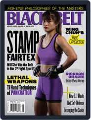 Black Belt (Digital) Subscription April 1st, 2021 Issue