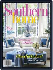 Southern Home (Digital) Subscription March 1st, 2021 Issue