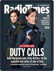 Radio Times (Digital) Subscription March 20th, 2021 Issue