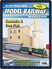 Australian Model Railway (Digital) Subscription April 1st, 2021 Issue