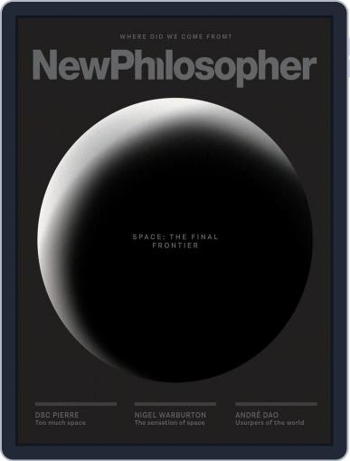 New Philosopher (Digital) February 1st, 2021 Issue Cover