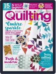 Love Patchwork & Quilting (Digital) Subscription April 1st, 2021 Issue