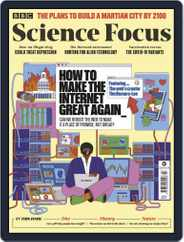 BBC Science Focus (Digital) Subscription March 1st, 2021 Issue
