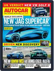 Autocar (Digital) Subscription March 17th, 2021 Issue