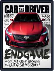 Car and Driver (Digital) Subscription April 1st, 2021 Issue
