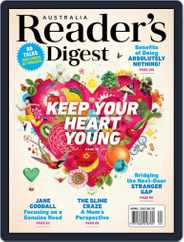 Readers Digest Australia (Digital) Subscription April 1st, 2021 Issue