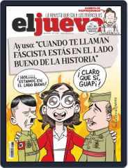 El Jueves (Digital) Subscription March 16th, 2021 Issue
