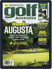 Golf Australia (Digital) Subscription April 1st, 2021 Issue