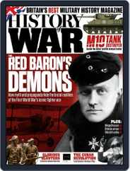 History of War (Digital) Subscription April 1st, 2021 Issue