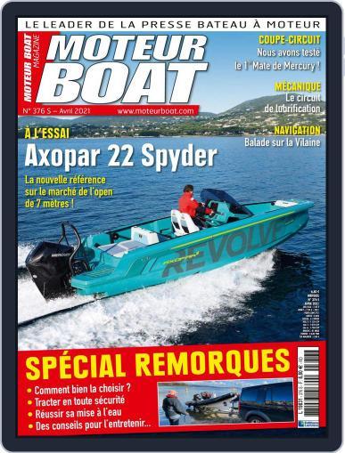 Moteur Boat April 1st, 2021 Digital Back Issue Cover